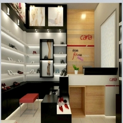 Showroom giày