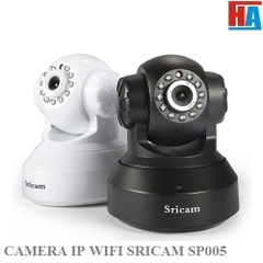 CAMERA IP WIFI SRICAM SP005