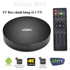 Measy B4A 4K TV Box