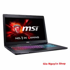 MSI GS72 Core i7-6700HQ RAM 16GB 512GB SSD+1TB HDD