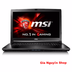 MSI GL62M-7RDX Core i7-7700HQ RAM 8GB HDD 1TB