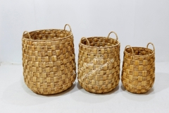 Water hyacinth Basket - SD10202A-3NA