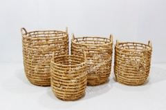Water hyacinth Basket - SD10231A-4NA