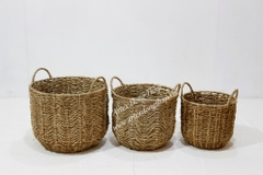 Seagrass Basket - SD10434B-3NA