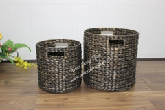 Water hyacinth Basket - SD8851A-2BR05