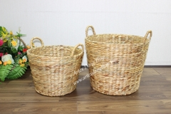 Water hyacinth Basket - SD8868A-2NA