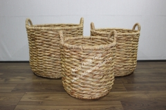 Water hyacinth Basket - SD8930A-3NA