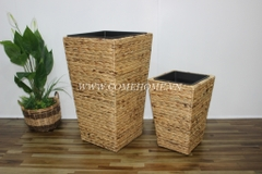 Water hyacinth planter - CH2439A-2NA