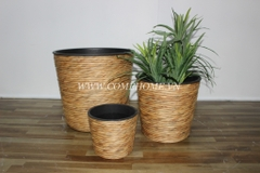 Water hyacinth planter-SD9105D-3NA