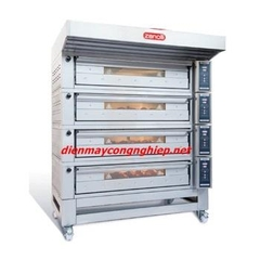 BAKERY OVEN 3 PANS 40x60