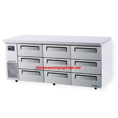 6 drawer chiller