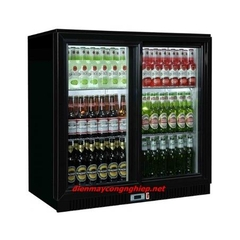 Cold display backbar 208bottle