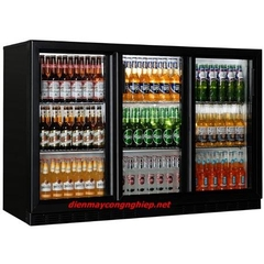 Cold display backbar 330 bottle