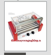 Tủ Hot Dog Warmer with cover