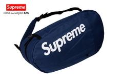 Túi đeo chéo Supreme xanh navy