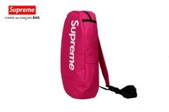 Túi đeo chéo Supreme hồng