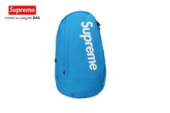 Túi đeo chéo Supreme xanh blue