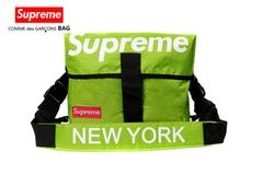 Cặp Supreme xanh green