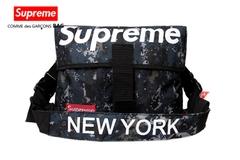 Cặp Supreme Camo đen