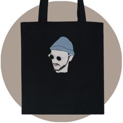 Túi vải Tote hình nam T10