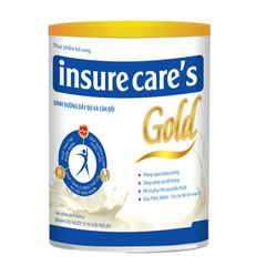 Sữa bột Insure Care's Gold 900 gram