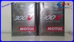 Motul 300v Combetition 15W-50