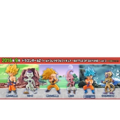 Battle of Saiyans Vol.3 (wcf)