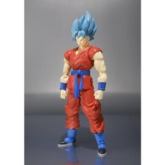 Shf Songoku God blue