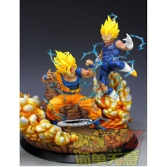 Goku vs Vegeta Ver.2 (Rs)