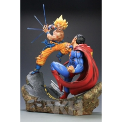 Goku vs Superman (Rs)