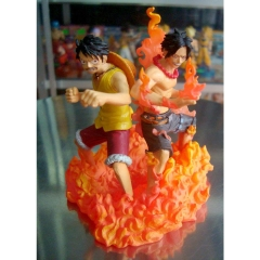 MH Luffy & Ace