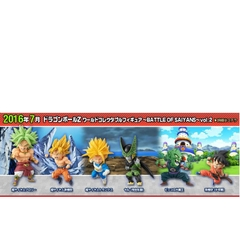 Battle of Saiyans Vol.2 (wcf)