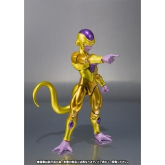 Shf Freeza Gold