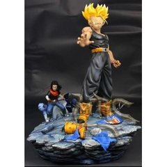 Trunks vs Android 17,18 (Rs)