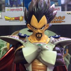 King vegeta 2nd