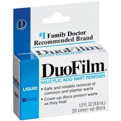 DuoFilm Liquid Wart Remover. Lọ 1/3 oz (9.8ml)