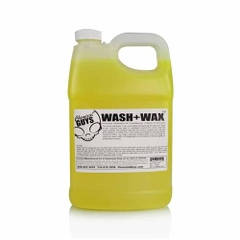 Wash & Wax Car Shampoo With Gloss (3.8L)