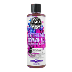Nước rửa xe bổ sung wax bóng Chemical Guys Citrus Extreme Body Wash & Wax - 473ml