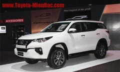 TOYOTA FORTUNER 2.7AT 1 CẦU 2017