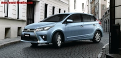 TOYOTA YARIS G AT