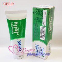 Gel bôi trơn Carex Jelly Cooling
