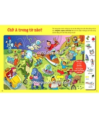 The Big Fun - Activity Book - Pre K-A, B