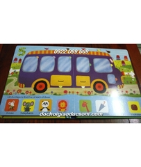 counting book usborne lift the flap giá tốt