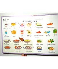 My first word book about food hàng chuẩn