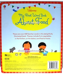 My first word book about food giá tốt