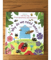 Why Do We Need Bee - Sách tiếng anh cho bé