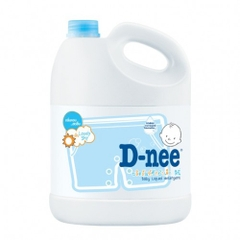 Nước giặt FINELINE can 3000ml