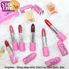 Son Chicholic vỏ hồng Cooling Sensation With Matte Lipstic