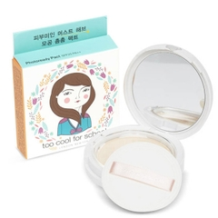 Phấn nén siêu mỏng mịn Photoready pact TOO COOL FOR SCHOOL