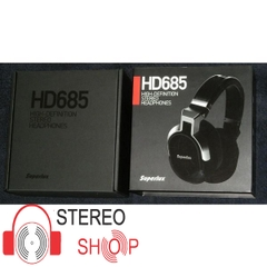 Tai Nghe Superlux HD685